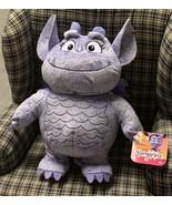"Licensed Disney Junior Vampirina Gregoria Plush Doll Purple 8"" New with ... - $17.99"