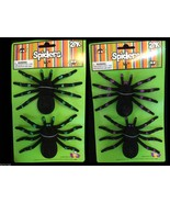 Realistic Life Size-TARANTULA SPIDERS-Gothic Haunted House Props Decorat... - $6.90