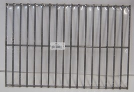Unbranded 90801 Heavy Duty Rock and Briquette Grate Galvanized Steel image 1
