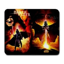 Mouse Pad Star Wars Darth Vader American Epic Space Battle Galaxy Fire Design - $6.00