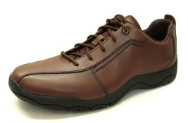 TIMBERLAND 72120 CITY ENDURANCE MT.KISCO MEN'S BROWN LEATHER SHOES Size 7 - $69.99