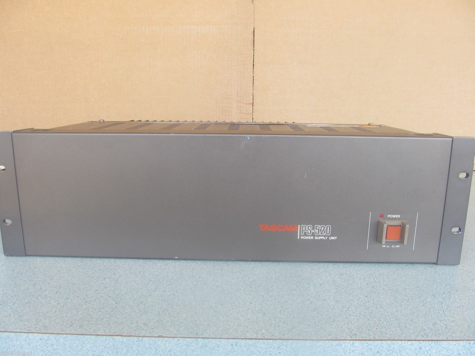 Genuine Tascam PS-520 Power Supply Unit PS520 and 50 similar items