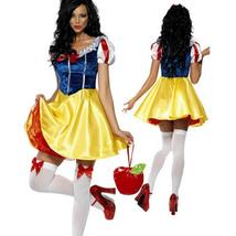 Adult Princess Costume Carnival Halloween Costumes For Women Fairy Tale Cosplay