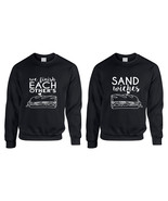 Couple Sweatshirts We Finish Each Other's Sandwiches Love Tops - $19.94+