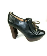 Black Sperry Top Sperry Top Sider Women's Mckenna Platform Heels Shoes S... - $78.19