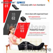 Unix UAM-8050N Air Compression Pressure Massager (Machine+Leg Basic set) image 3