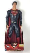 DC Comics Superman Man of Steel Giant Size Action Figure 31 inches origi... - $45.49