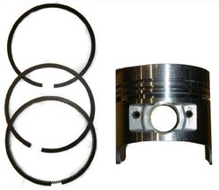 Auto Express Piston & Rings FITS YANMAR & Chinese Engine 10HP Diesel