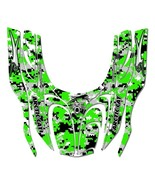 Arctic Cat ZR 600, 500, 800 Mountain Cat  wrap, decals, sticker Kit - gr... - $138.60