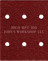 Build Your Own Bundle of HICO HPT-100 1/4 Sheet No-Slip Sandpaper - 17 G... - $0.99