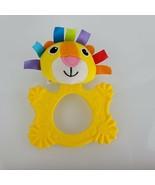 Lamaze Tomy Baby Lion Rattle Teether Teething Toy  - $16.82