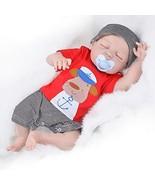 UCanaan Reborn Baby Dolls 22 Inch Handmade Lifelike Realistic Newborn So... - $84.00