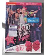 JoJo Siwa My World DVD & Bow Gift Set - $19.75