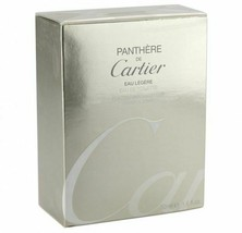 Panthere De Cartier Eau Legere 1.6 oz 50 ml Eau De Toilette splash & spr... - $213.18
