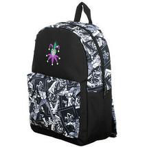 Joker Sublimated Panel Print Backpack  - $56.98