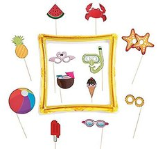 Inflatable Frame And Photo Stick Props (Summer Fun) - $16.99