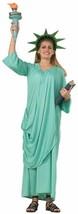 Rubies Statue De Liberté Amérique US Freedom Adulte Femmes Déguisement H... - $26.78