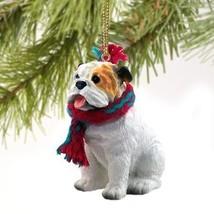 Conversation Concepts Bulldog White Original Ornament - $9.99