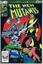 New Mutants #5 ORIGINAL Vintage 1983 Marvel Comics   - £7.50 GBP