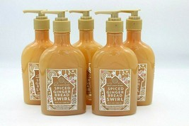 Bath & Body Works Spiced Gingerbread Swirl Nourishing Hand Soap, New, (S... - $31.99