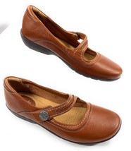 Clarks Artisan Ordell Becca Comfort Mary Jane Shoes Brown Tan Women's 9M - $43.55