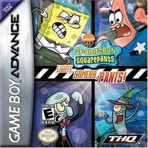 SpongeBob Squarepants: Lights, Camera, Pants [video game] - $6.99