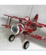 Vintage 1992 Olympic Games Coca Cola Can Art-Biplane - £30.49 GBP