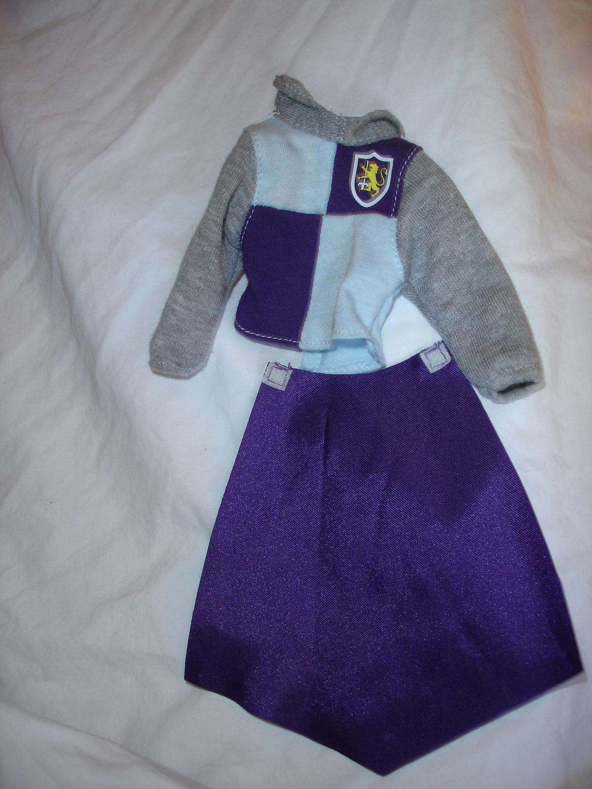 Bratz Boyz doll clothes shirt with cape costume pieces also fit Ken - $9.99