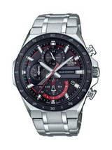 Casio Men's Edifice Tough Solar Stainless Wrist Watch - $145.80