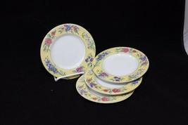 """Sakura Creme Brulee Bread Plates 6-1/2"""" Set of 8 - $48.99"""