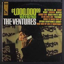 $1,000,000 weekend LP [Vinyl] VENTURES