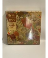 The Sunny City - 1000-Piece Jigsaw Puzzle from The Magic Puzzle Company ... - $49.00