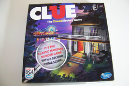 Clue Game by Hasbro - $8.32