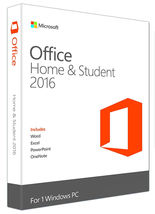 MS Office 2016 Home & Student Product Key (multilanguage) - $23.95