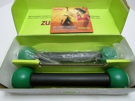 Zumba Fitness Toning Sticks and 1 DVD Original box Workout Tone Join The... - $29.69
