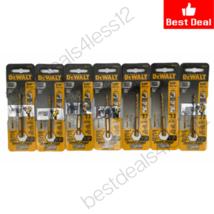 """(New) DEWALT DD5110 5/32"""" Impact Ready Titanium Drill Bit (Pack of 7) - $44.54"""
