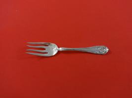 """Flower Fleur De Luce by Community Plate Silverplate Salad Fork 6 1/4"""" - $29.00"""