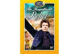 The Magnificent Rebel (1962) DVD Brand New Sealed - $19.01