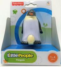 Fisher-Price Little People Penguin Animal Zoo Wildlife Safari Figure Toy - $8.53