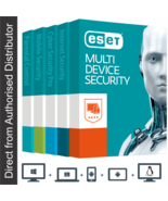 ESET Internet Security Multi Device Security 2018, 3PCs 1Year-Nepal's On... - $34.20 CAD