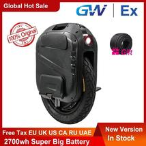 Gotway EX Electric Unicycle 100V 2700Wh 3500W one wheel monowheel balance air su - $5,916.00