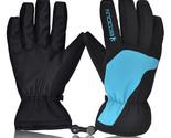 Motorcycle Winter Gloves Waterproof Warm Skating Outdoor Sport Windproof