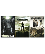 THE WALKING DEAD - Scarry Rare Movie Poster Art Hot New 24x36 Print Best... - $12.23