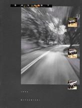 1996 Mitsubishi GALANT brochure catalog US 96 S ES LS - $6.00
