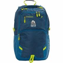 "Granite Gear Basalt/Bleumine Sawtooth 17"" Laptop School Campus Backpack Book Bag image 2"
