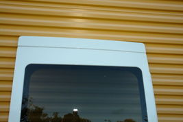 2010-13 Ford Transit Connect Rear Sliding Door W/ Glass Right Side RH image 4