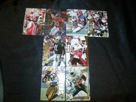 Action Packed Football Trading Cards WRs AA-19FTC3007 Vintage image 2