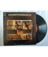 Blood, Sweat & Tears Greatest Hits Vinyl Record Vintage 1972 Columbia - $36.15