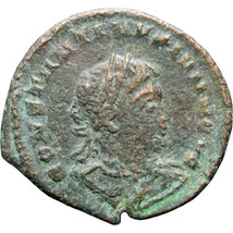 337 – 340 A.D. Roman Empire Constantine II Æ3 Coin London mint (MO907-) - $35.00