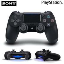 Sony PlayStation 4 DualShock 4 Wireless PS4 Controller Black Bluetooth G... - $58.40